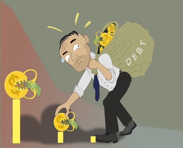 оценка по долговой нагрузке